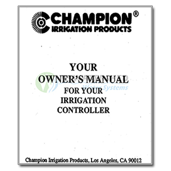 Champion PC123 Controller Manual