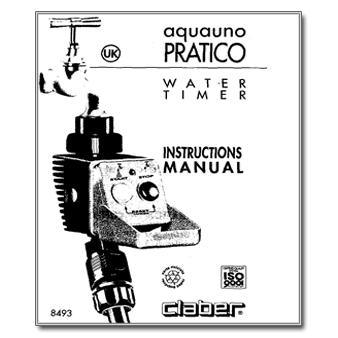 Claber 8493 Aquauno Pratico