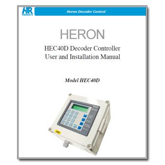 Heron HEC40D Controller Manual