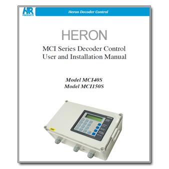 Heron MCI Series Manual