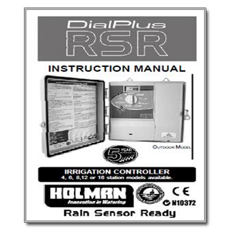 Holman Dail Plus RSR manual