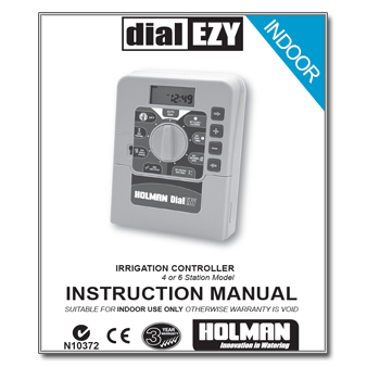 Holman Dial Ezy Manual