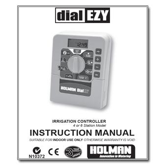 Holman Dial Ezy Manual