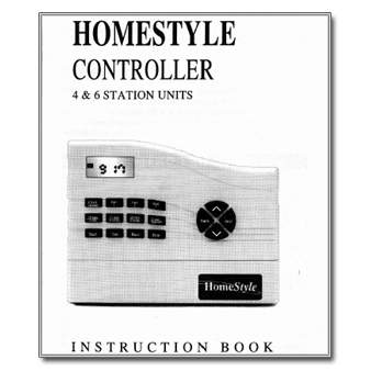 Holman Homestyle 4 and 6 station manual