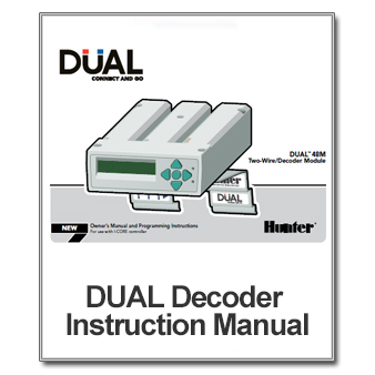 Hunter DUAL Decoder Instruction Manual