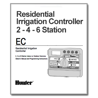 Hunter EC Residential Manual