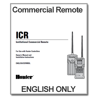 Hunter ICR Commercial Remote Controller