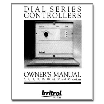 Irritrol Dial Series Manual