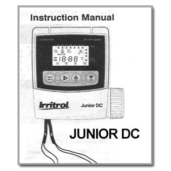 Irritrol Junior DC Controller Manual