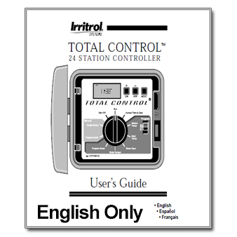 Irritrol total control 24 the watershed official for Total home control