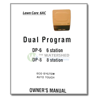 Lawn Care 6AC Controller Manual
