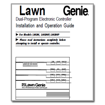 Lawn Genie L60204 Manual lawn genie archives the watershed official controller manuals  at fashall.co