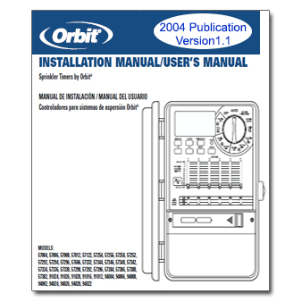 Orbit Control Star Plus Controller Manual