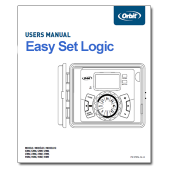 Orbit Easy Set Logic Controller Manual