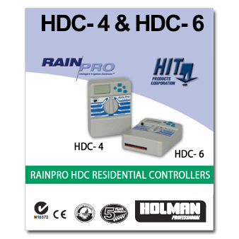 Rain Pro HDC Controller Manual