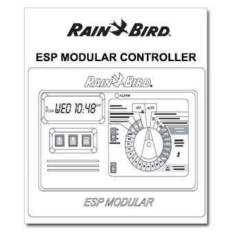 Rainbird ESP Modular Controller Manual