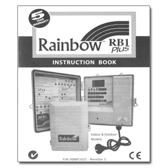 Rainbow RB1 Plus Controller Manual