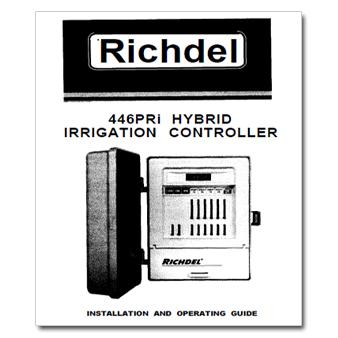 Richdel 446PRI Hybrid Controller Manual