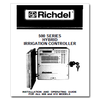 Richdel 508 512 Hybrid Controller Manual
