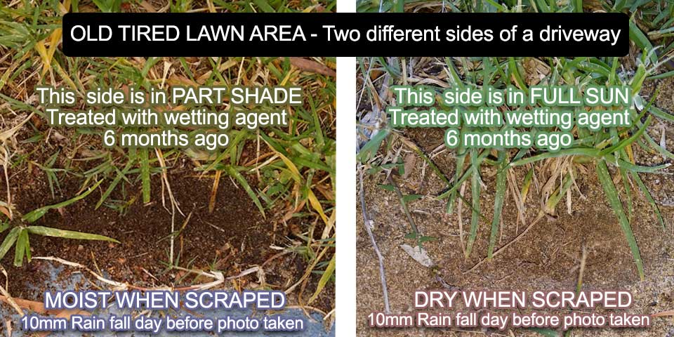 how to make soil wetting agent
