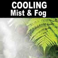 Cooling Mist & Fog