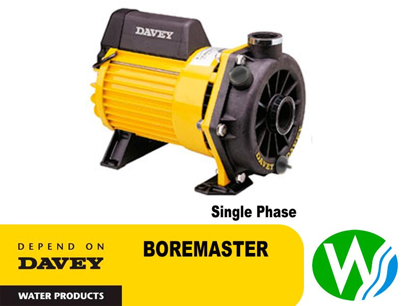Davey Boremaster Single Phase