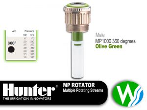 MP Rotator 1000 Male 360 degrees