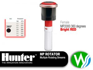 MP Rotator 2000 Female 360 degrees