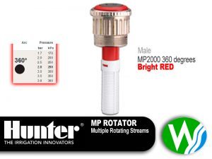 MP Rotator 2000 Male 360 degrees