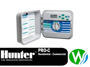 Hunter PRO C 4 Station Controller Outdoor