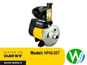 Davey Pressure Pump HP45-05 with Torrium®Torrium® consistent flow control