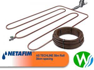Netafim AS Techline 30cm space 50m Roll