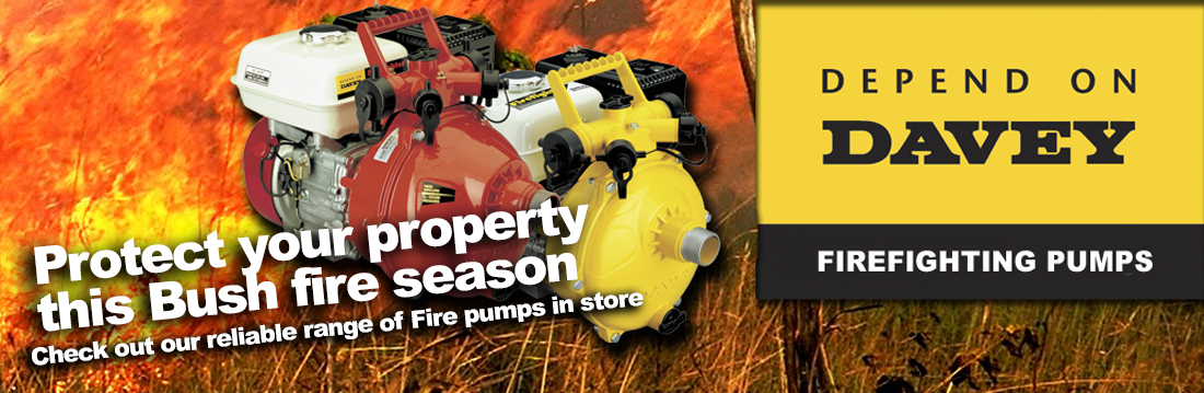 Dependable Fire Pumps