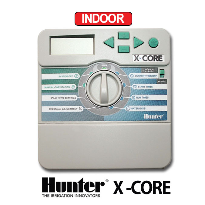 Hunter X Core 8 Station Indoor Controller