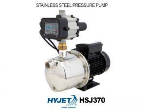 Hyjet Stainless Steel Pressure Pump HSJ370