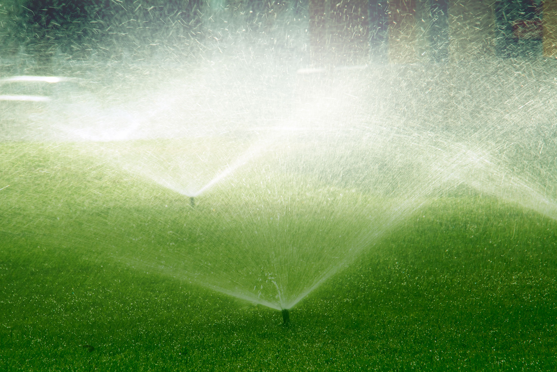 Recommended Watering Run Time for Sprinklers