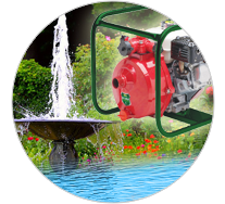 The Watershed Pumps