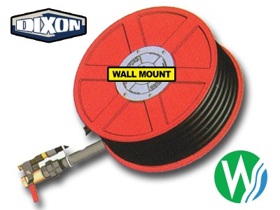 Fire Hose Reel Wall Mount 19mm 36m long