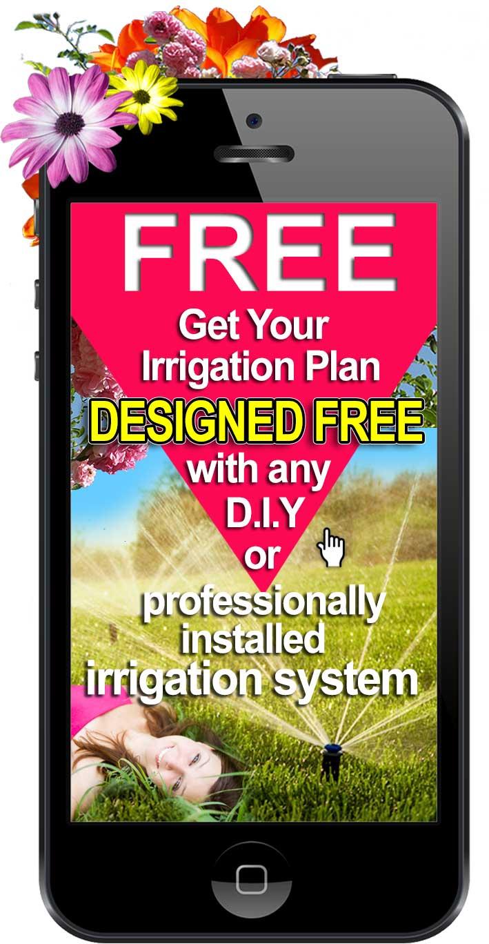 FREE Irrrigation design