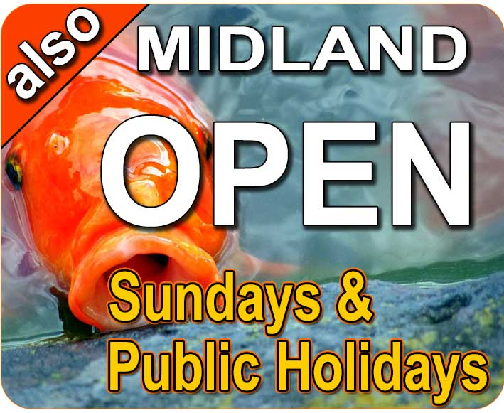 The Watershed Midland Store Open Sundays and Public Holidays