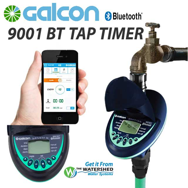 Galcon 9001BT Bluetooth Automatic Tap Timer