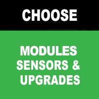 Modules Sensors & Upgrades