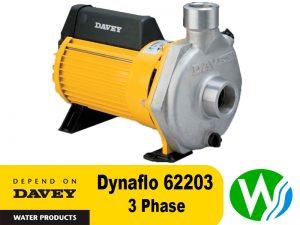 Davey Dynaflo 62203 3 Phase